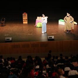 Más de 900 escolares de la provincia celebran el Día del Libro en la Diputación de Málaga El auditorio Edgar Neville y el centro cultural provincial MVA han celebrado actividades relacionadas con la lectura para alumnos de una veintena de centros de la provincia
