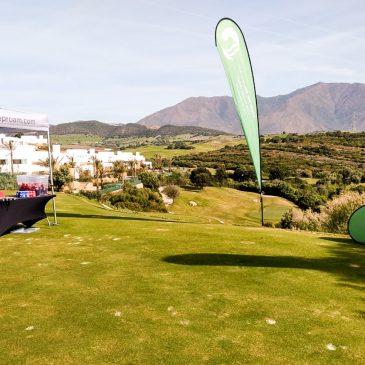 La Costa del Sol, sede de un importante torneo Pro Am de golf internacional Turismo Costa del Sol pretende con esta acción difundir las bondades del segmento de golf entre más de 3.000 empresas de ámbito europeo
