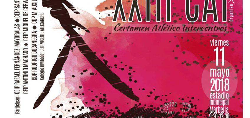 El Estado Municipal de Marbella acoge este viernes el XXIII Certamen Atlético Intercentros