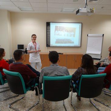 El 'Programa de Intervención Enfermera Grupal en pacientes con dolor crónico no oncológico' del Hospital Costa del Sol obtiene el sello de 'Buenas Prácticas' del Ministerio de Sanidad