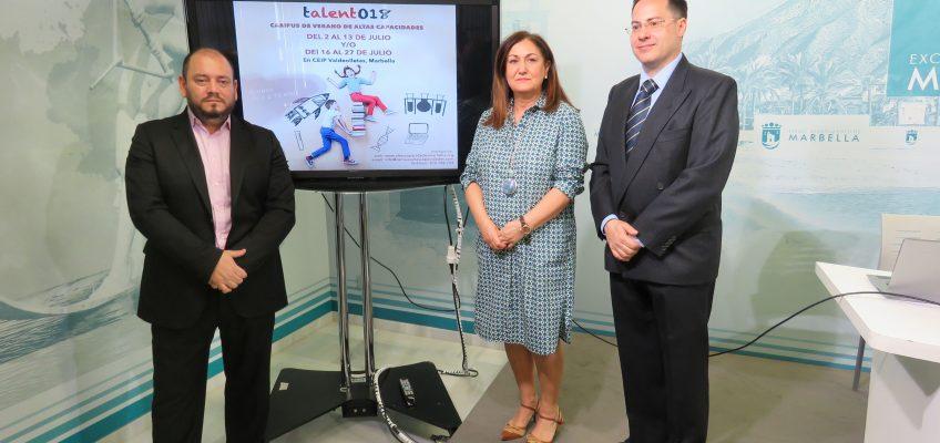 La Asociación de Altas Capacidades de Marbella presenta su Campus de Verano para niños de entre 6 y 15 años
