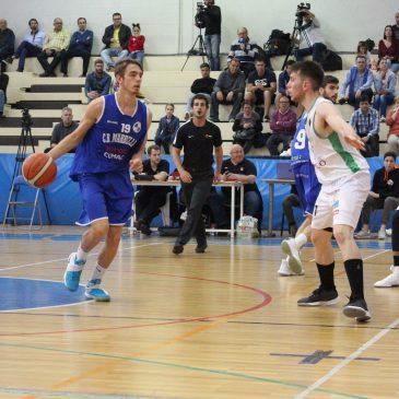 """Club baloncesto marbella  Jon Vigara: """"Nunca dejamos de creer en nosotros, ni cuando llegaron las derrotas"""""""