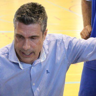 """Club baloncesto marbella  Francis Tomé: """"Los que nos dedicamos a los que nos gusta no conocemos la presión"""""""