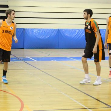 Club baloncesto marbella  El CB Marbella ya prepara la Fase de Ascenso con la cantera como protagonista