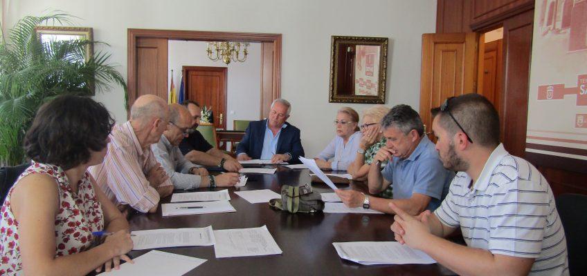 San Pedro Alcántara celebra las primeras sesiones extraordinarias de las Mesas de Trabajo Territoriales de Participación Ciudadana y Cultura-Juventud