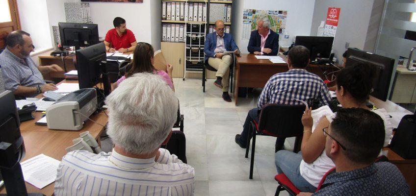 Las Mesas de Trabajo Territoriales de Desarrollo Social y Económico del Distrito San Pedro aprueban sus primeras propuestas por unanimidad