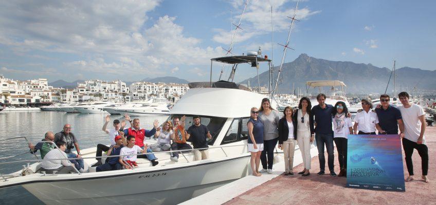 I Jornada Náutica Inclusiva de Marbella