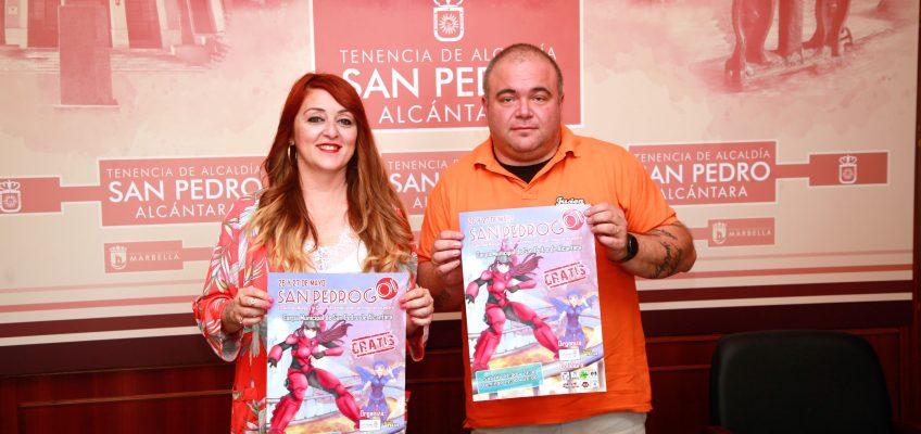 San Pedro Alcántara acogerá la primera edición de 'San Pedro Go!', un salón de manga y cultura alternativa con un programa de más de cien actividades
