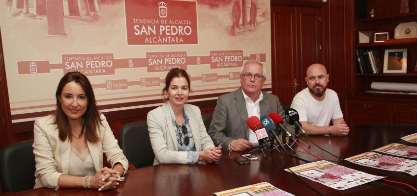 El Bulevar de San Pedro Alcántara acoge el próximo domingo 20 de mayo 'Cortes Solidarios', una iniciativa a beneficio de la Fundación Andrés Olivares
