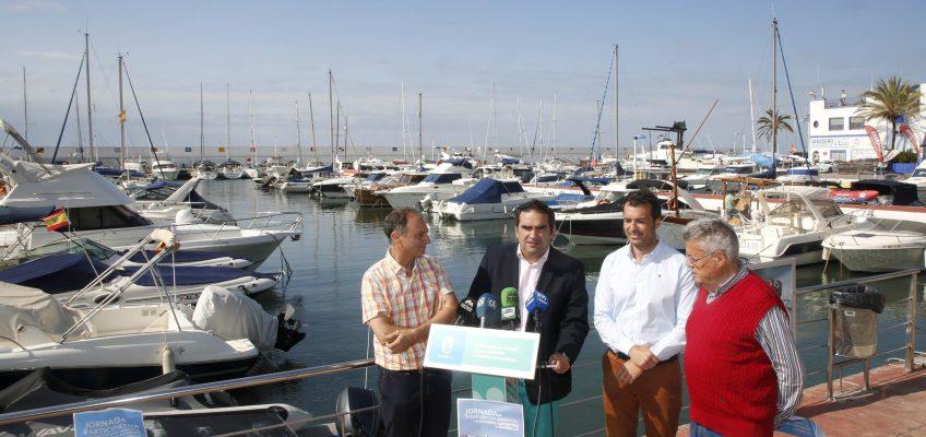 El Puerto Deportivo celebrará dos jornadas de concienciación medioambiental los días 21 de mayo y 2 de junio junto al Aula del Mar y Produnas