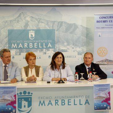El III Concurso Musical Rotary Club Marbella se celebrará los días 19 y 20 de mayo con la participación de jóvenes virtuosos de toda España
