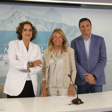 La periodista Concha Montes será este año la pregonera de la Feria y Fiestas de San Bernabé