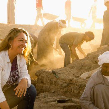 Francesc Torralba y Myriam Seco protagonizan las conferencias de esta semana en La Térmica El escritor hablará mañana martes sobre inteligencia espiritual para deportistas mientras que la arqueóloga narrará el miércoles sus experiencias en Egipto