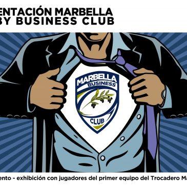 FIESTA FIN TEMPORADA 2017/18 TROCADERO MARBELLA RUGBY CLUB Y PRESENTACION MARBELLA BUSINESS CLUB Sábado 2 de junio
