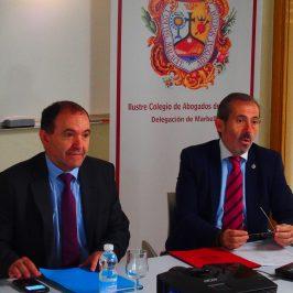Marbella acoge la sexta edición de la Jornada de Derecho Penal Internacional que organiza el Colegio de Abogados de Málaga