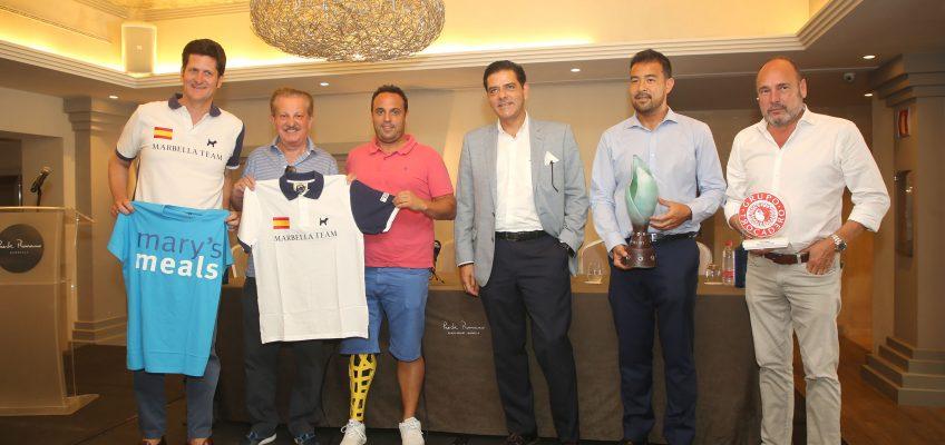 El Ayuntamiento respalda al equipo de vela 'Marbella Team', que acudirá al Campeonato del Mundo de la clase J80 en Francia