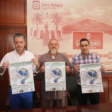 El Estadio Municipal de San Pedro acoge el próximo sábado el Campeonato de Andalucía de Artes Marciales Chinas, en el que participarán 170 niños y jóvenes