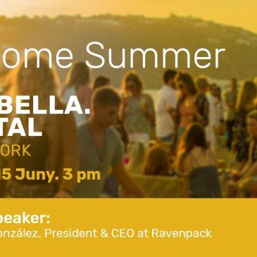Fomento Económico programa una nueva cita de 'Marbella Digital' con el presidente de la firma tecnológica Ravenpack, Armando Gerardo