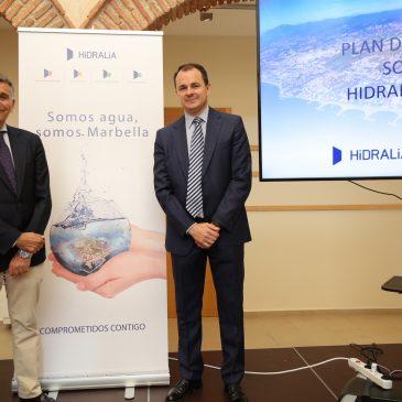 •Hidralia desarrolla en Marbella un ambicioso plan de Sostenibilidad con 65 acciones basadas en el uso sostenible del agua y la responsabilidad social