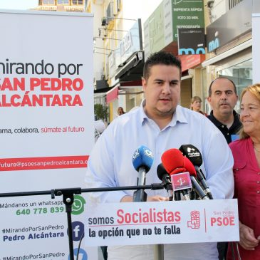 EL PSOE LLEVARÁ A PLENO UNA MOCIÓN PARA QUE EL AYUNTAMIENTO INSTE AL TRASLADO DEL REGISTRO DE LA PROPIEDAD NÚMERO 4 A SAN PEDRO ALCÁNTARA