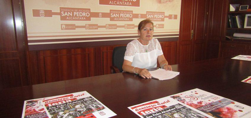 Abierto el plazo de inscripción para los concursos del cartel anunciador y reinas de la Feria de San Pedro Alcántara, que se celebrará del 16 al 21 de octubre