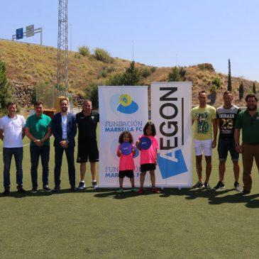 El Campus del Marbella FC regresa del 2 al 20 de julio con su VI Edición Marbella