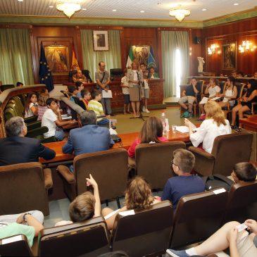 El Pleno Infantil del Consejo Municipal de Infancia y Adolescencia pide a la Junta mejoras en los equipamientos educativos y sanitarios