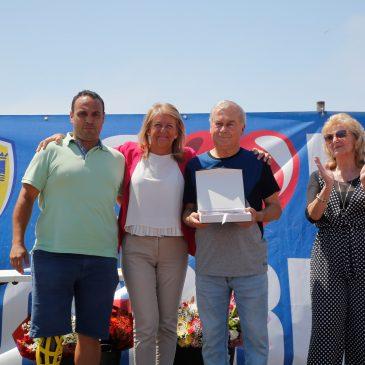 Homenaje que la ciudad ha rendido a Salvador Gil Machuca 'Moñi',
