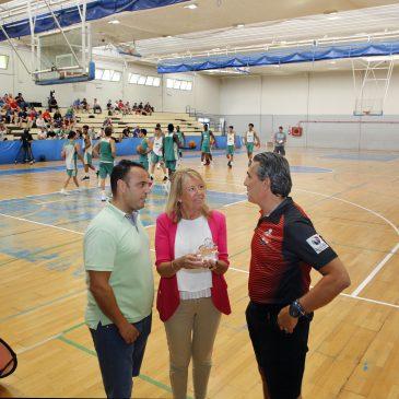 El Pabellón Carlos Cabezas acoge este fin de semana la XI edición del Clinic Internacional de Baloncesto