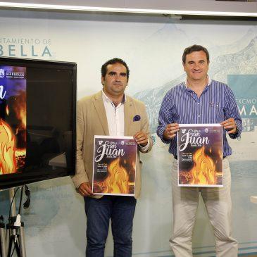 Marbella celebra el sábado la noche de San Juan con música en directo y Dj's en la playa del Cable
