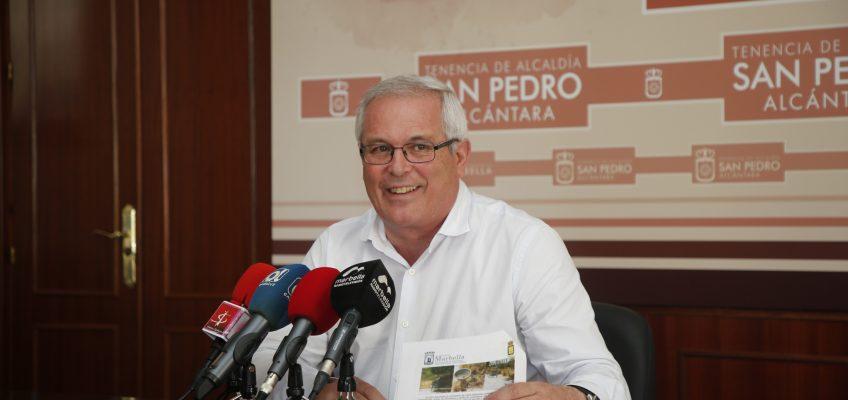 Luz verde al proyecto de urbanización de la parcela donde se construirá el nuevo instituto de San Pedro Alcántara