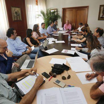 San Pedro Alcántara celebra la primera sesión extraordinaria de la Junta Municipal y aprueba por mayoría 16 de las 17 propuestas planteadas