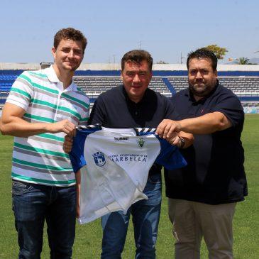"""Rafael Pérez Guerrero """"Padilla"""" toma el mando del nuevo Marbella FC Marbella"""