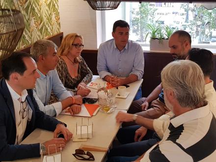 Ciudadanos reclama a Educación que se agilicen los trámites para la construcción del IES de la zona de Las Chapas en Marbella