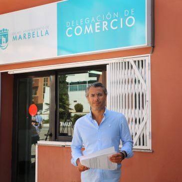 El Ayuntamiento avanza que el mercadillo de Marbella se trasladará el lunes de forma definitiva a su ubicación original y anuncia una batería de medidas para el sector que incluye una nueva ordenanza y un Consejo Municipal