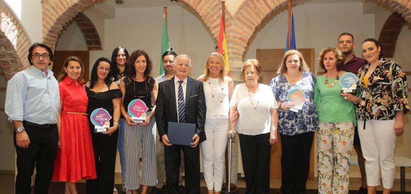 El Ayuntamiento reconoce la contribución de los negocios del Distrito Marbella Este a la ciudad con la entrega de los Premios del Comercio