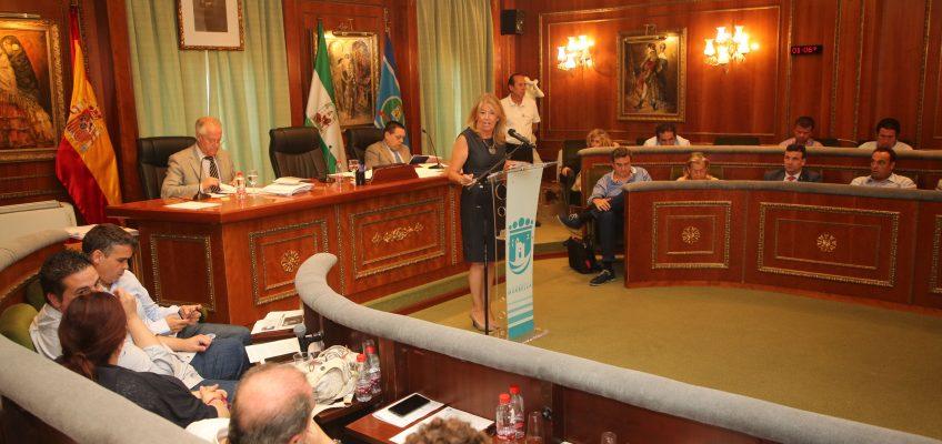 """Marbella comienza a recuperar su patrimonio expoliado por la corrupción """"en un día histórico y de justicia para la ciudad"""""""