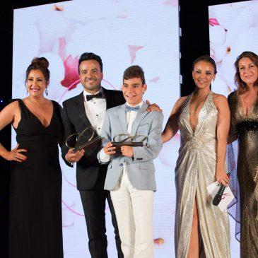 La Fundación Global Gift reconoce a Luis Fonsi su labor solidaria  Siete años del evento filantrópico más importante de la Costa del Sol,  The Global Gift Gala Marbella