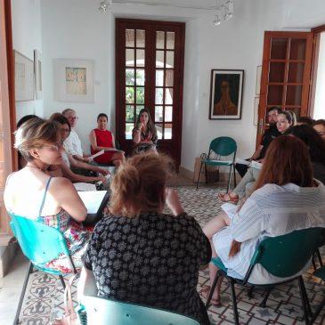La Mesa Local de Coordinación contra la Violencia de Género aborda el protocolo de derivación al servicio de atención inmediata a las víctimas