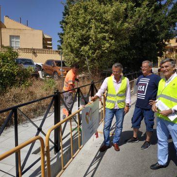 El Ayuntamiento acometerá más de medio centenar de actuaciones de conservación y mejora en Trapiche Norte
