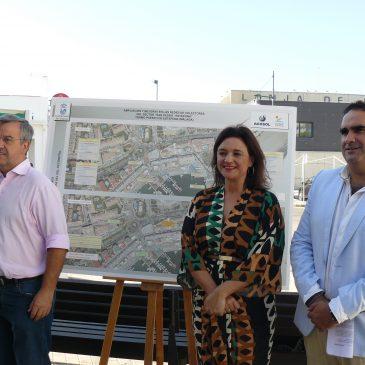Acosol  invertirá más de 1,5 millones de euros en ampliar la red de colectores de saneamiento de Puerto de Estepona •Las obras tienen un plazo de ejecución de cinco meses y comenzarán en el mes de octubre