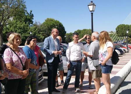 El PSOE reclama a la Diputación los 1,2 millones que ha recortado a Marbella del remanente de la institución