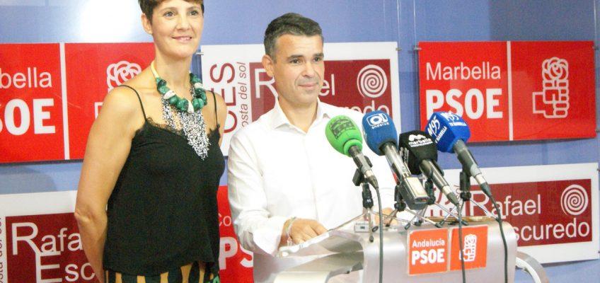 El PSOE de Málaga destaca las políticas de la Junta y del Gobierno para dar respuesta a las más de 12.000 demandas de vivienda asequible que existen en la provincia