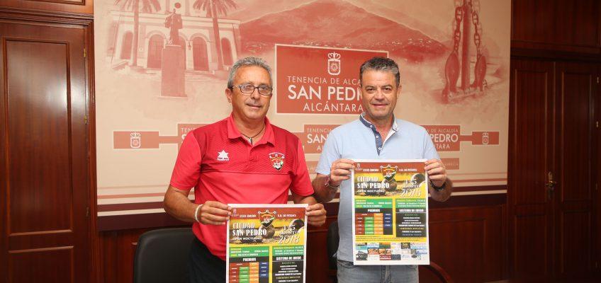 San Pedro Alcántara acoge del 4 al 5 de agosto el 39º torneo 'Ciudad San Pedro' de petanca con 54 equipos participantes