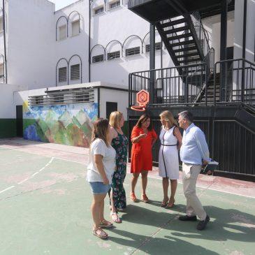 El Ayuntamiento invierte 500.000 euros en actuaciones de mejora y mantenimiento en los centros educativos de Marbella