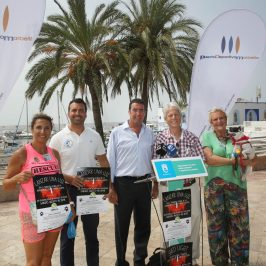 El Puerto Deportivo acogerá este sábado la iniciativa 'Lanzar una luz' de Triple A con motivo del Día Internacional de los animales sin hogar