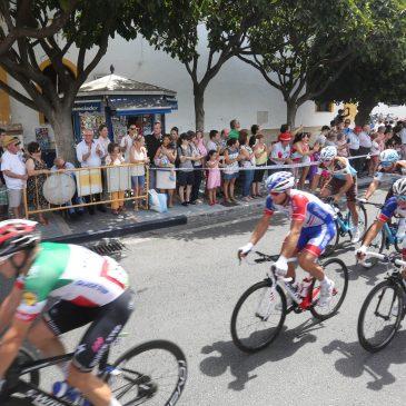 Marbella y San Pedro Alcántara, escenarios de la tercera etapa de la Vuelta Ciclista a España