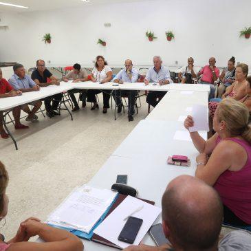 La Tenencia de Alcaldía de San Pedro Alcántara anuncia que la limpieza del lago de El Salto del Agua será acometida por la Junta de Regantes como responsable del mismo