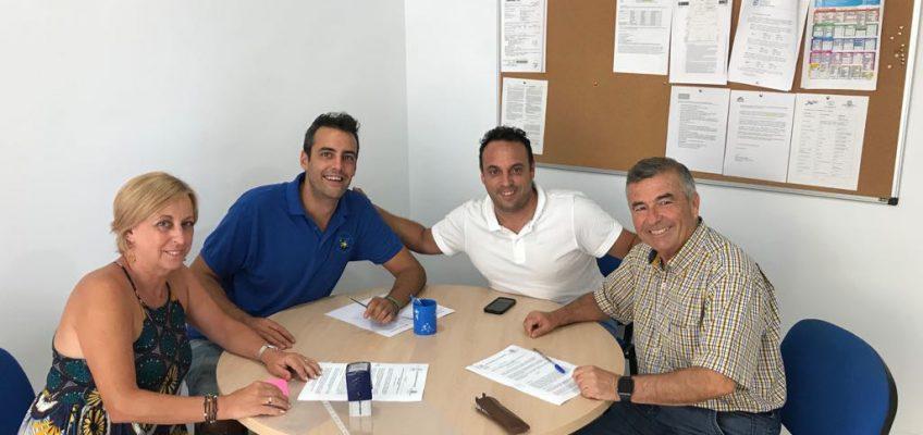 El Ayuntamiento da una solución temporal a las necesidades del Club Waterpolo Marbella que podrá hacer uso de la piscina de Fuengirola para sus partidos