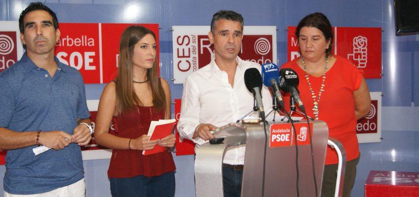 EL PSOE MARBELLA DESTACA A LOS 1500 ALUMNOS DE MARBELLA QUE SE BENEFICIARAN DE LA BONIFICACIÓN DEL 99% DE LA MATRICULA UNIVERSITARIA